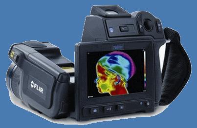 Infraroodcamera's geschikt voor medische toepassingen
