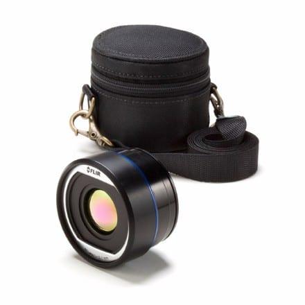 groothoeklens T600 serie infraroodcamera