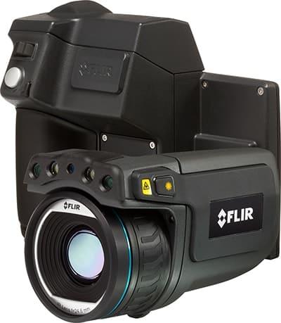 FLIR T660 infraroodcamera