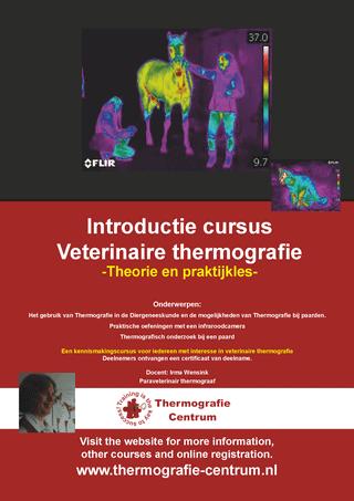 introductie cursus in de veterinaire thermografie